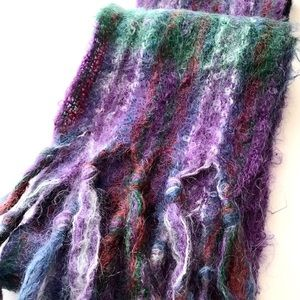 Authentic St. Albans Mohair Scarf